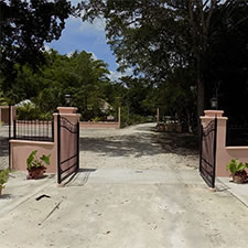 New Gates At Rio Bec Dreams