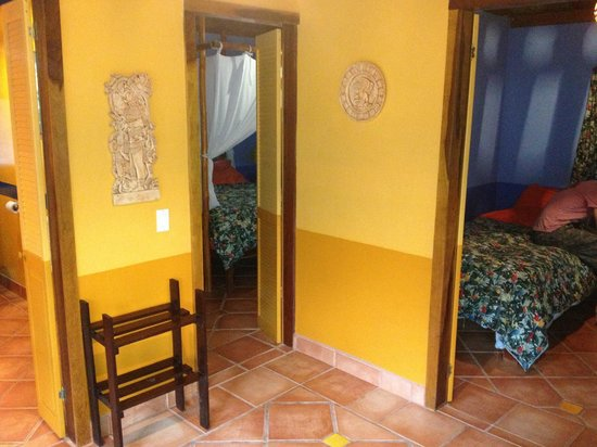 Becan Two Bedrooms Rio Bec Dreams Hotel in Calakmul