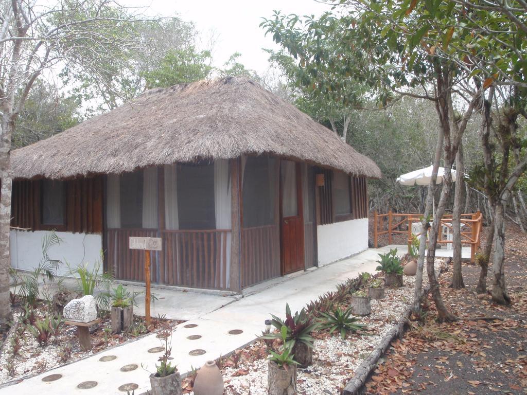 Cabana Calakmul Angle Rio Bec Dreams Hotel in Calakmul