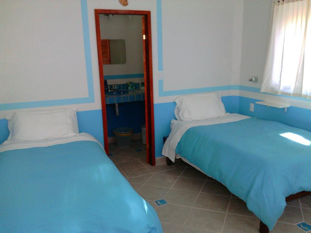 El Cielo Twin Beeds Rio Bec Dreams Hotel in Calakmul
