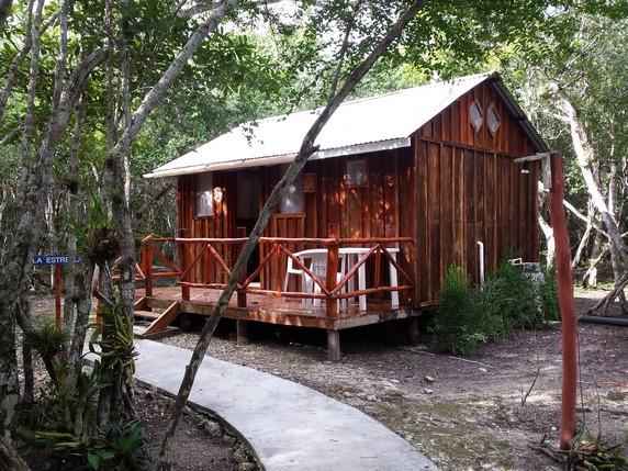 Jungalow Rio Bec Dreams Hotel in Calakmul
