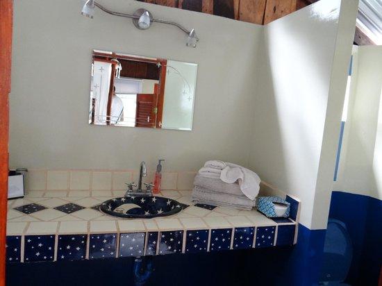 Luna Bathroom Rio Bec Dreams Hotel in Calakmul