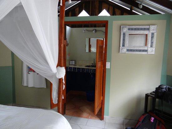Luna Interior Rio Bec Dreams Hotel in Calakmul