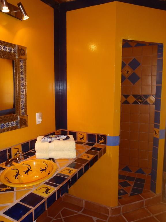 Sak Tzi Bathroom Rio Bec Dreams Hotel in Calakmul
