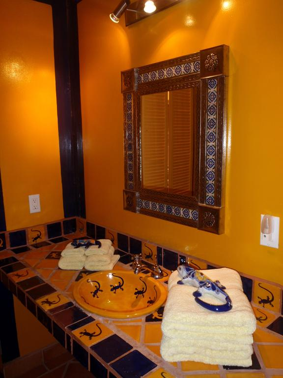 Sak Tzi Gecko Tiles Rio Bec Dreams Hotel in Calakmul