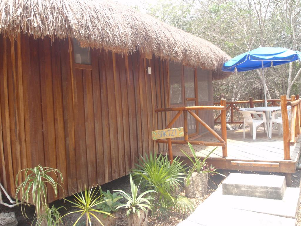 Sak Tzi Terrace Rio Bec Dreams Hotel in Calakmul