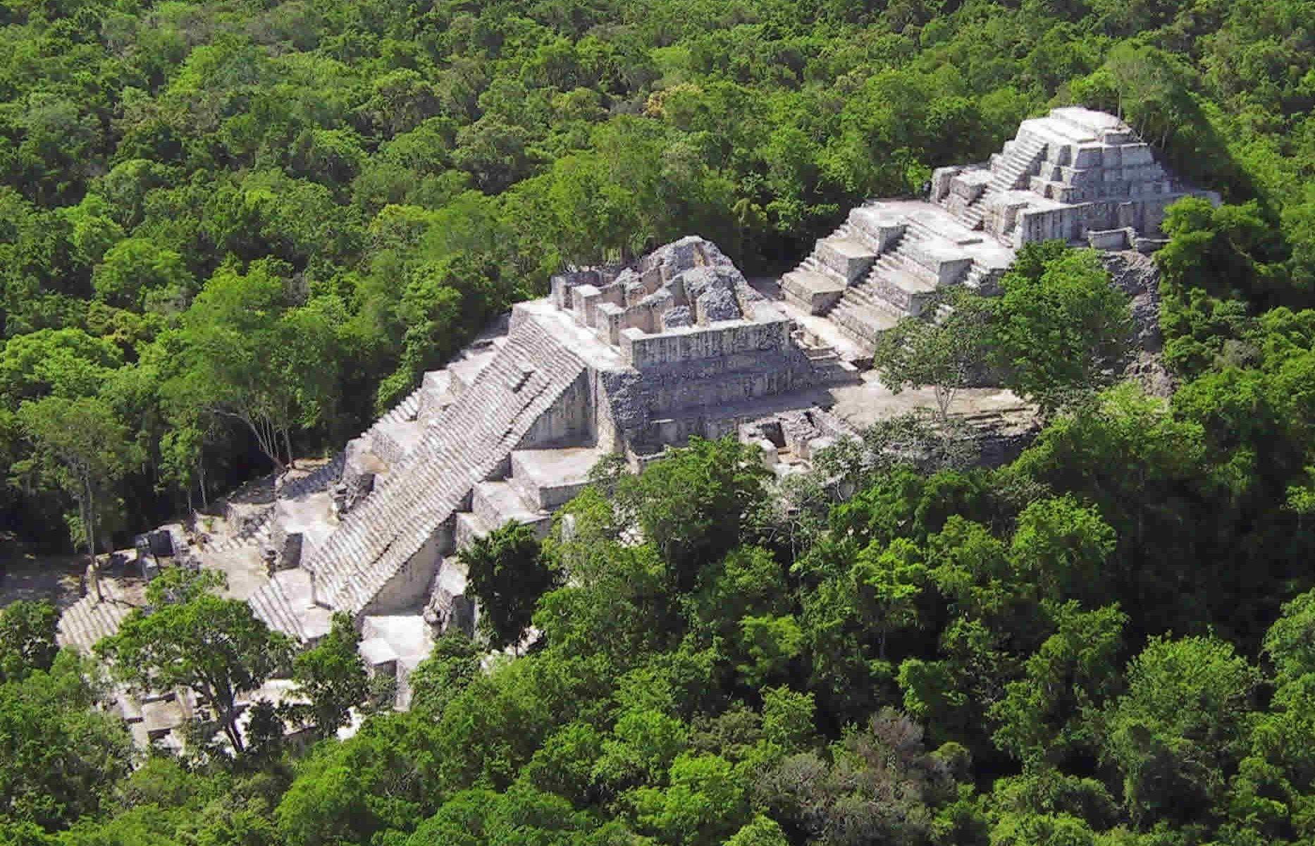 Hotel Rio Bec Dreams near Calakmul | Structure II Calakimul Rio Bec Dreams