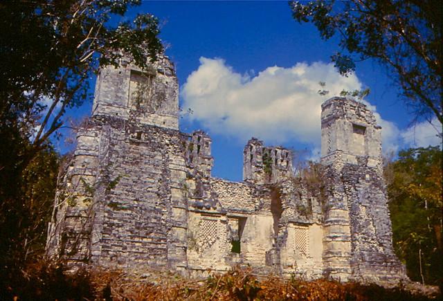 Rio Bec Temple B